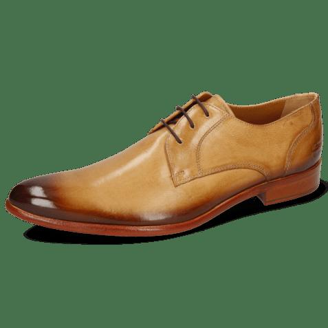Derby schoenen Toni 1 Imola Sand Shade Wood
