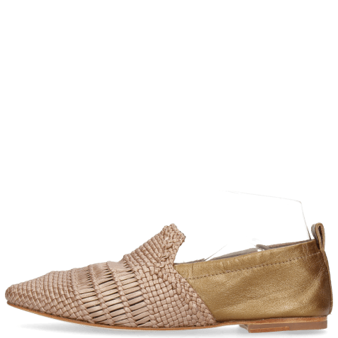 Loafers Hailey 1 Mignon Rame Glove Nappa Idra