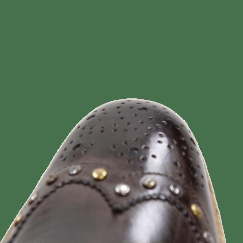 Monks Tom 5 Milano Stone Rivets Mixed Crepe