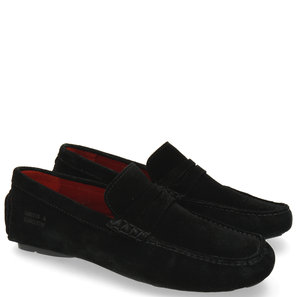 Chaussures Hommes Mocassins cuir   Melvin   Hamilton 0a3fff72940b