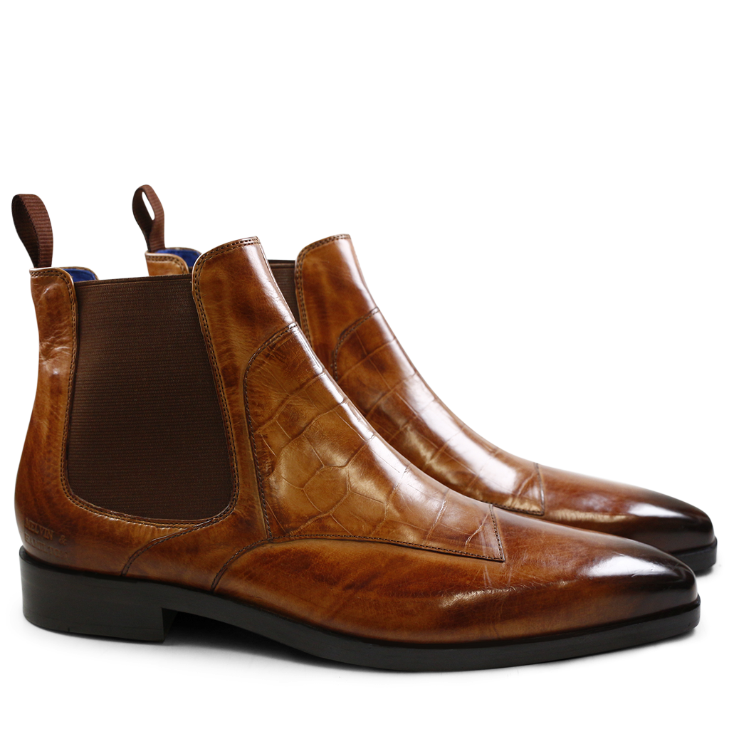 254aa9853e4 Chaussures Hommes Bottines cuir