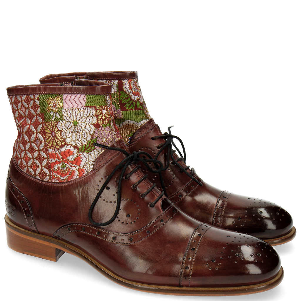 Melvin & Hamilton RICO - Classic ankle boots - tan EECnp