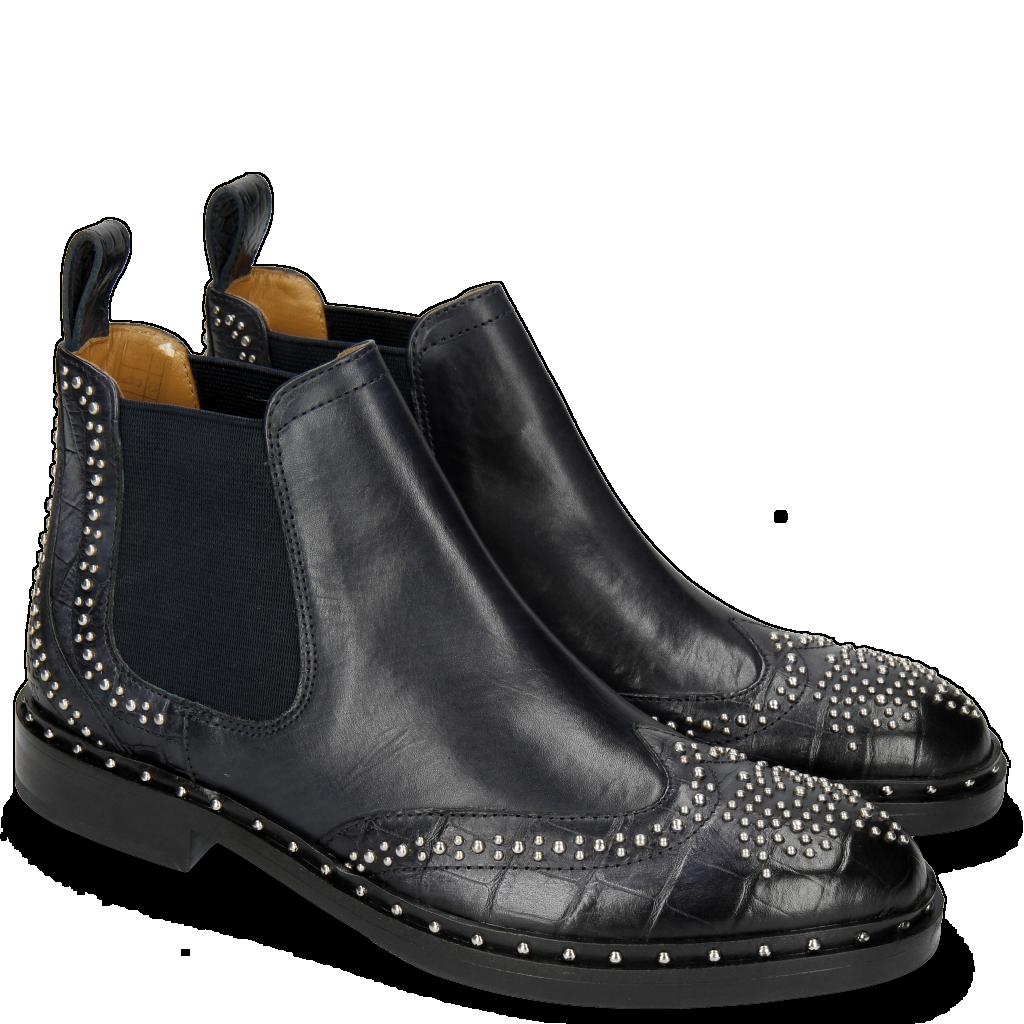 Chaussures Femmes Bottines cuir   Melvin   Hamilton 08d972a7d449
