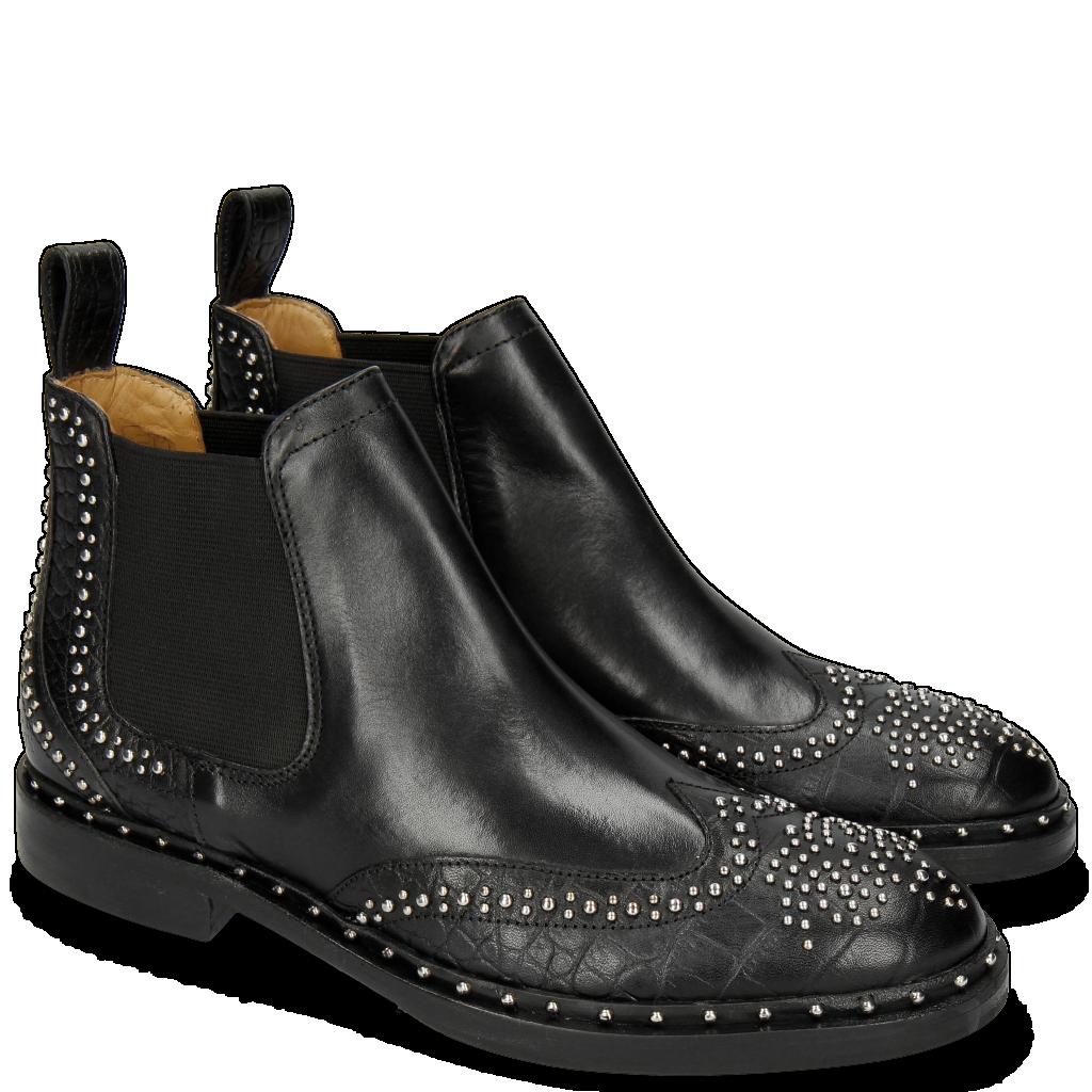Chaussures Chelsea boots en cuir   Melvin   Hamilton 7addfcc8fdeb
