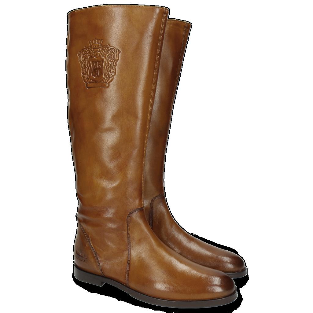 Chaussures Femmes Bottes cuir   Melvin   Hamilton 94407f38fbbc