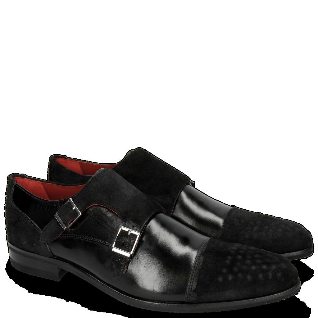 Chaussures Hommes Monks cuir   Melvin   Hamilton 7cfe9bab8540
