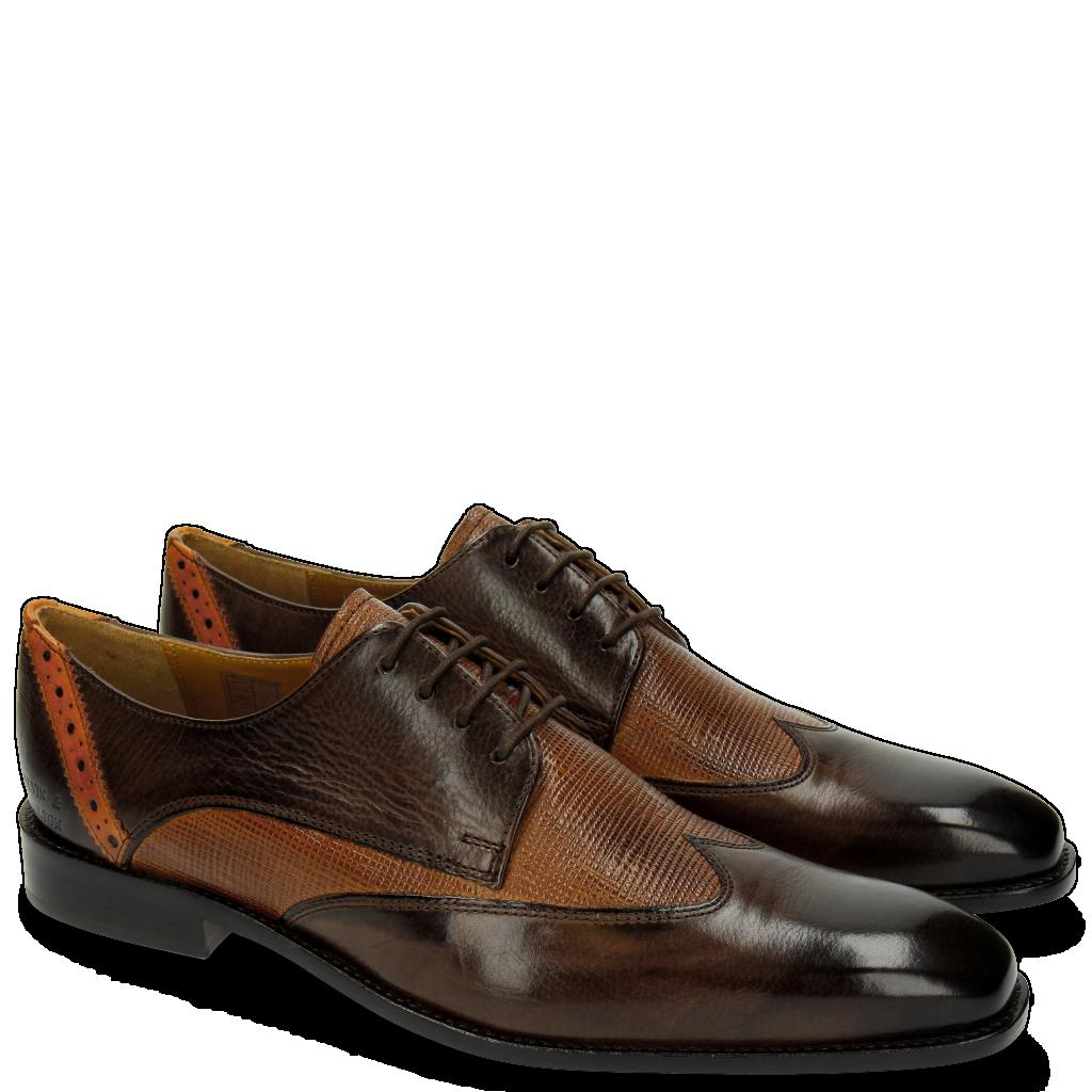 Chaussures Hommes Derbies cuir   Melvin   Hamilton 5f6ff4d46f45