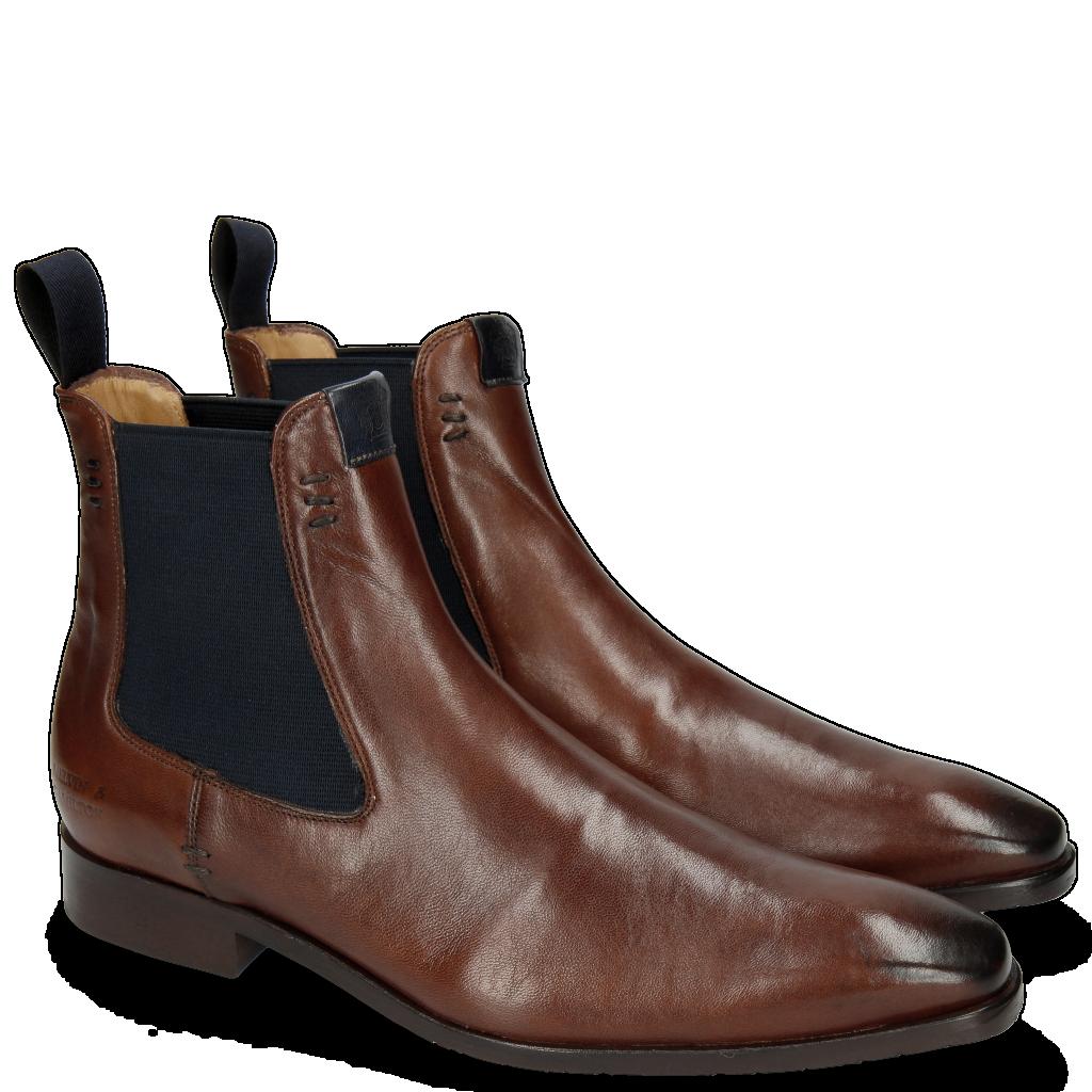 Chaussures Hommes Bottines cuir   Melvin   Hamilton 729612a3e5d7