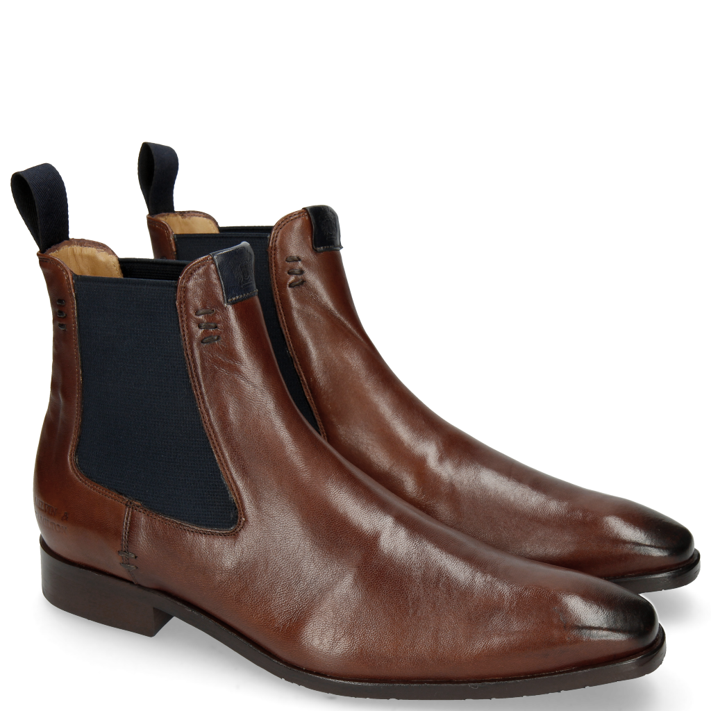 Chaussures Hommes Bottines cuir   Melvin   Hamilton 1efa104336f1
