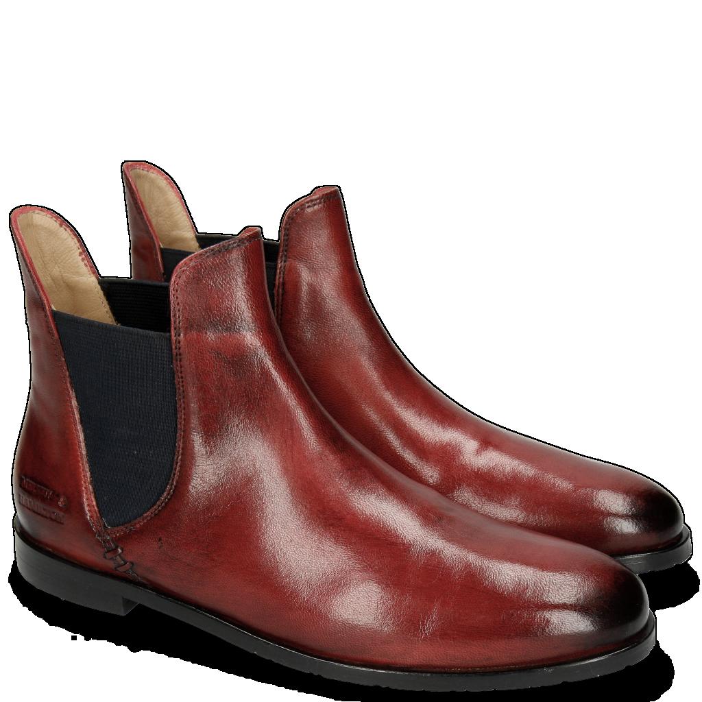 Chaussures Femmes Bottines cuir   Melvin   Hamilton 0dd19bb291d7