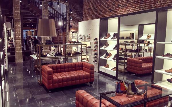 JEF Chaussures Lille | Melvin & Hamilton