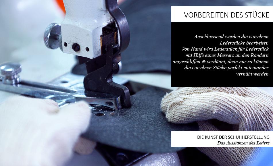 quality design 089c2 352c4 Die Kunst der Schuhherstellung   Melvin & Hamilton