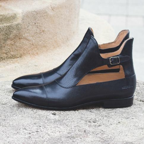 Schuhe Trend Rock chic