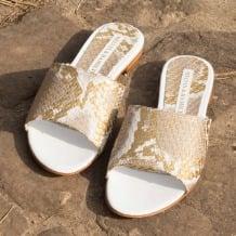 chaussure tendance animal print