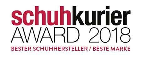 Award Schuhkurier 2018