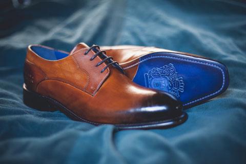 Men S Smart Derbie Shoes