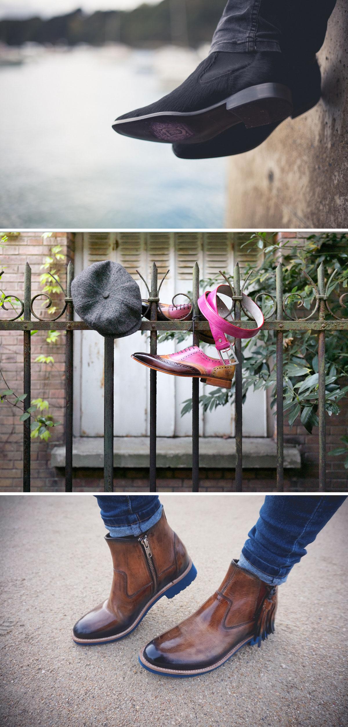 Melvin & Hamilton schoenen