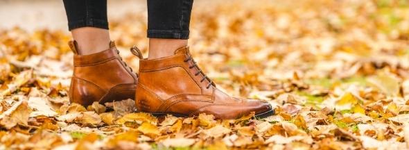 Nieuwe damescollectie herfst winter schoenen
