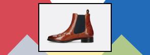 Sale ankle boots Melvin & Hamilton