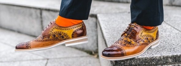 Nowa kolekcja buty męskie Melvin & Hamilton