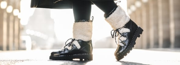 Winter boots hiker boots for women Melvin & Hamilton