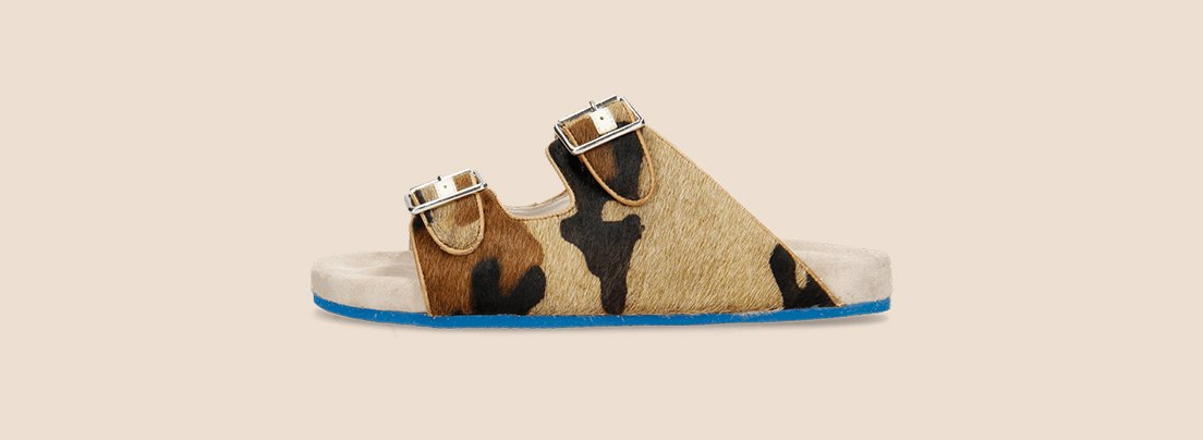 Sandalen voor Hem M&H