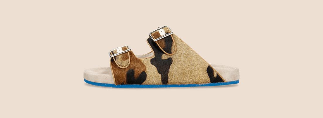 Sandals for HIM Melvin & hamilton