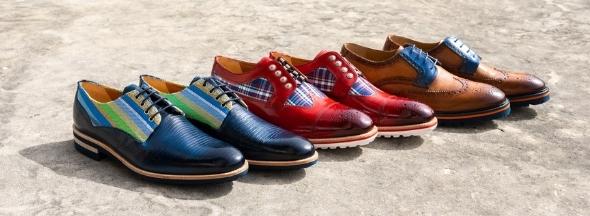Chaussures colorées Melvin & Hamilton