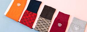 Socken in vielen Farben melvin & hamilton