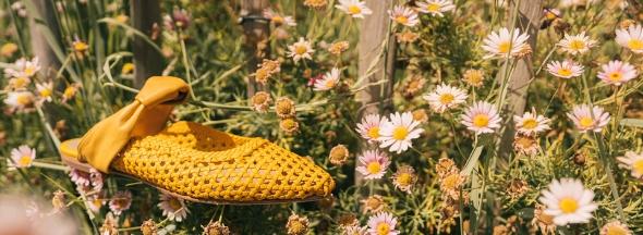 Nieuwe damescollectie lente zomer schoenen