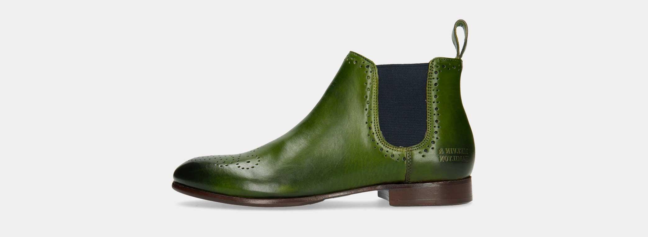 Chaussures Femmes Derbies cuir   Melvin   Hamilton 5afa8f1840e0