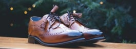 Men shoes couture