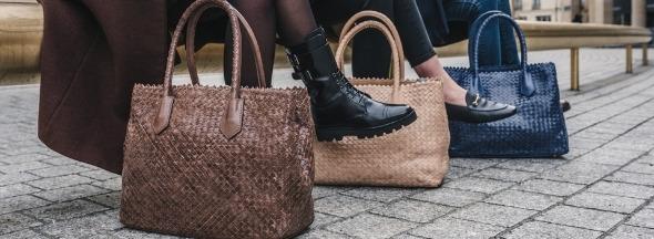 Handbag Kimberly Melvin & Hamilton