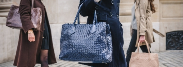 Kimberly handwoven handbags