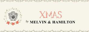 Melvin & Hamilton calendrier de l'avent