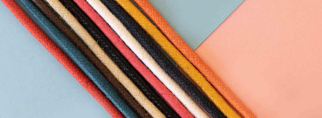 Kolorowe sznurowadła