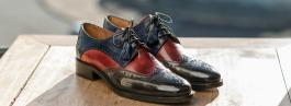 Men shoes business