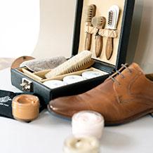 Onderhoud tips leren schoenen