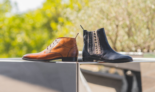 Melvin & Hamilton Shoe Days