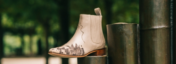 Trend schoenen inspiratie City Jungle Melvin & Hamilton