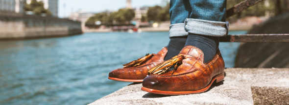 Loafer styling guide Melvin & Hamilton