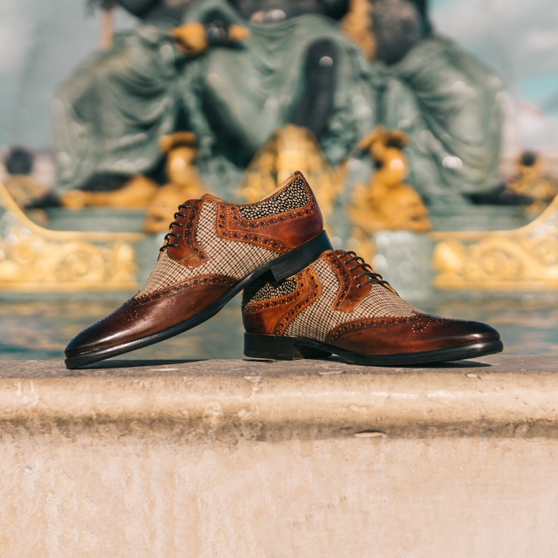 Schuhe British Chic Melvin & Hamilton