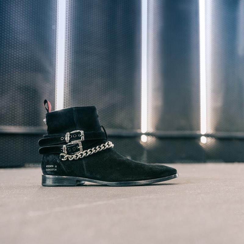 Chaussure tendance rock chic Melvin & Hamilton