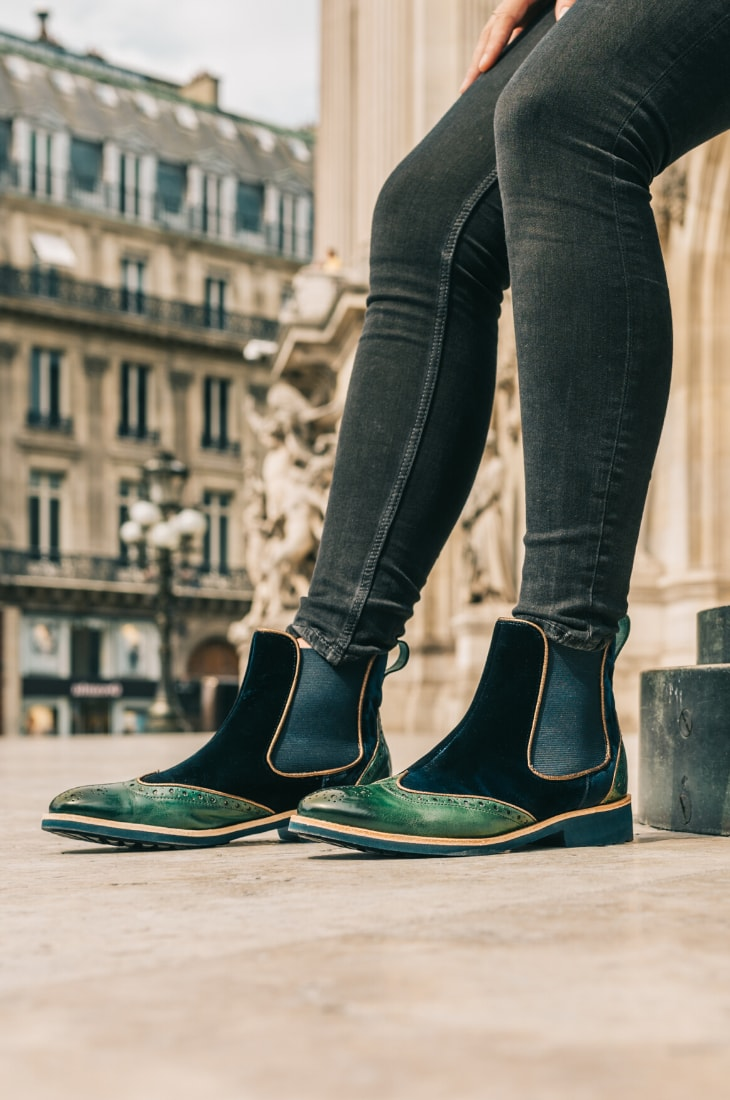 Women Shoes: Amelie Style