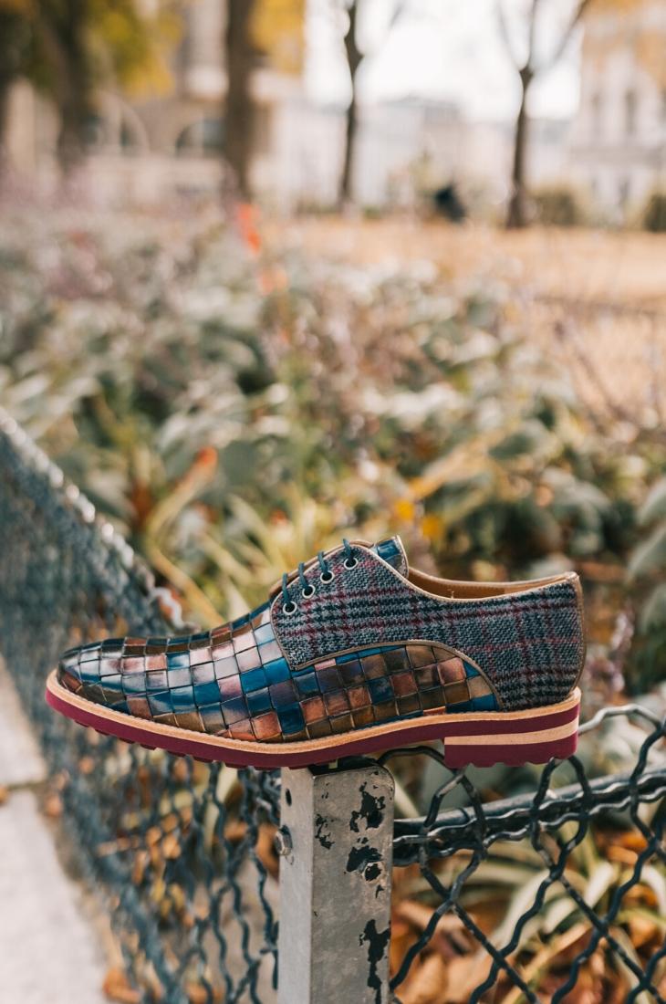 Heren schoenen: Brad Style