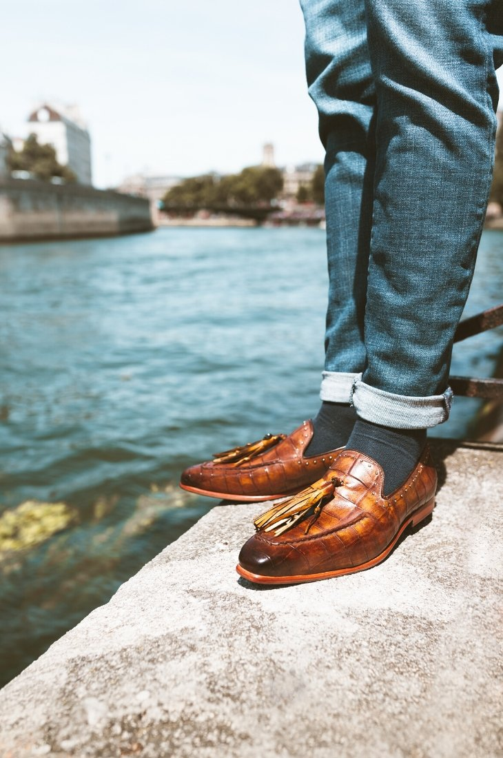 Chaussures Hommes : Lance Style
