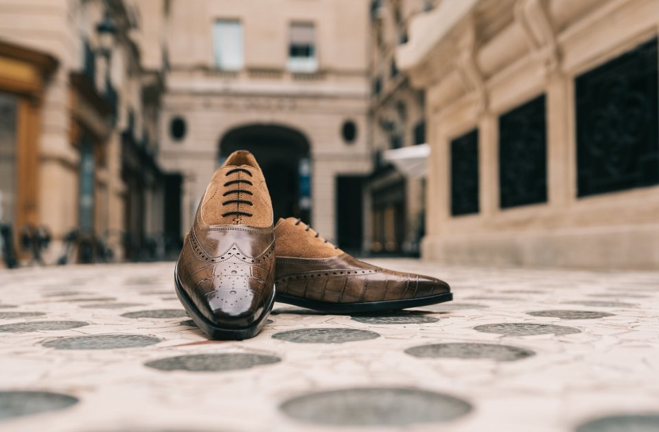 Men's shoes: Lewis Style