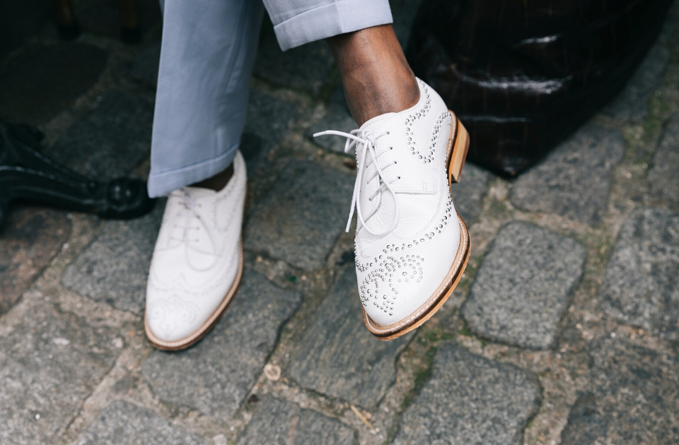 Men's shoes: Matthew Style