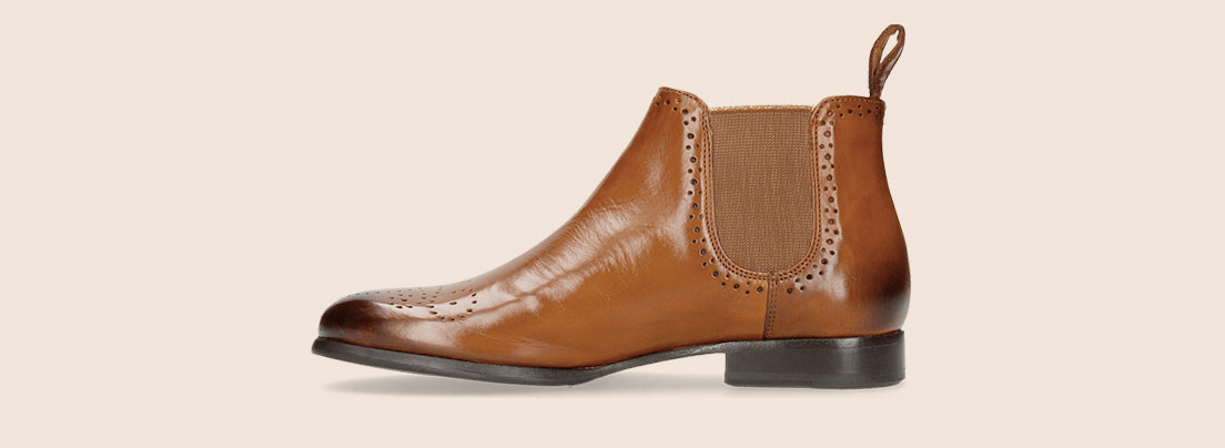 ANKLE BOOTS Melvin & Hamilton